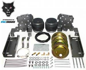 Steering And Suspension - Air Suspension Parts - Pacbrake - Pacbrake | Heavy Duty Rear Air Suspension Kit For 88-98 Silverado/Sierra K/C 1500/2500 99-00 Silverado/Sierra 2500 88-00 Silverado/Sierra K/C 3500 | HP10120