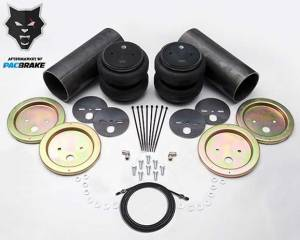 Pacbrake | Heavy Duty Fabricators Front Air Suspension Kit Large Double Convoluted For Universal Fit | HP10086
