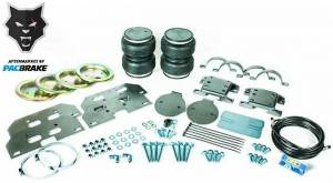 Steering And Suspension - Air Suspension Parts - Pacbrake - Pacbrake | Heavy Duty Rear Air Suspension Kit For 99-16 F-250/F-350 Super Duty | HP10070