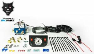 Pacbrake | Basic Independent Electrical In Cab Control Kit W/Mechanical Gauge | HP10062