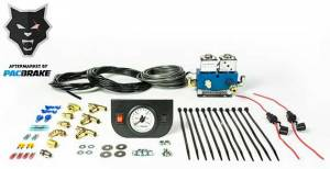 Pacbrake | Electrical In Cab Control Kit For Simultaneous Air Spring Activation For Use W/Existing Onboard System | HP10022