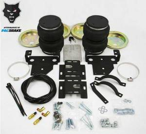 Steering And Suspension - Air Suspension Parts - Pacbrake - Pacbrake | Heavy Duty Rear Air Suspension Kit For 01-10 Silverado/Sierra 2500/2500 HD/3500/3500 HD | HP10005
