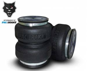 Pacbrake | Heavy Duty Double Convoluted Replacement Air Spring | HP10000D