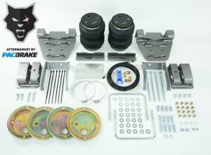 Pacbrake | HP10370 Double Convoluted Air Spring For Ford E-450 | HP10370