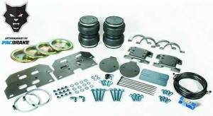 Steering And Suspension - Air Suspension Parts - Pacbrake - Pacbrake | Heavy Duty Rear Air Suspension Kit For 05-10 Ford F-250/F-350 Super Duty (2WD) | HP10182