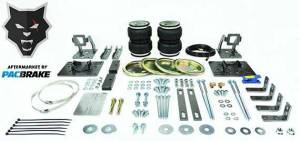Pacbrake | Heavy Duty Rear Air Suspension Kit For 05-10 Ford F-250/350 Super Duty (4WD) | HP10181