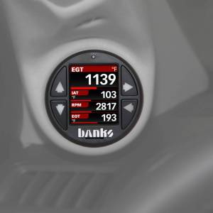 Gauges & Pods - Gauges - Banks Power - Banks Power   iDash 1.8 DataMonster for use with OBDII CAN bus vehicles Stand-Alone   66760