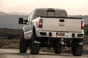 Exterior - Bumpers & Parts - Flog Industries - Flog Industries | 05-07 Ford F-250/F-350 Rear Bumper with Sensors | FISD-F2535-0507R-s