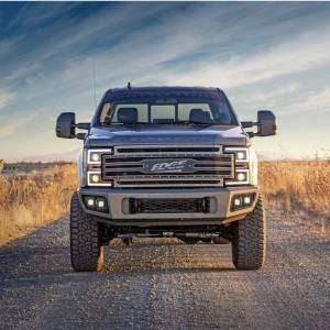 Exterior - Bumpers & Parts - Flog Industries - Flog Industries | 17-19 Ford F-250/F-350 Front Bumper with Adaptive Cruise | FISD-F2535-1719F-ac