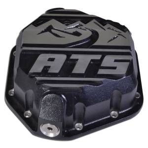 Shop by Part - Axles & Components - ATS Diesel Performance - ATS Diesel Performance | Dana 60/70 Diff Cover | 4029671000