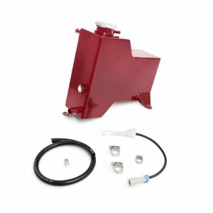HSP Diesel   2011-2014 Chevrolet / GMC Factory Replacement Coolant Tank Candy Red   527-1-HSP-CR