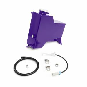 HSP Diesel   2011-2014 Chevrolet / GMC Factory Replacement Coolant Tank Candy Purple   527-1-HSP-CP