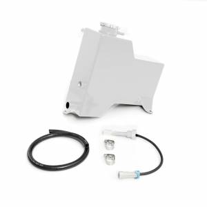 HSP Diesel | 2007.5-2010 Chevrolet / GMC Factory Replacement Coolant Tank White | 427-HSP-W