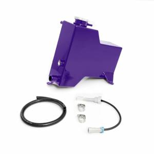 HSP Diesel | 2007.5-2010 Chevrolet / GMC Factory Replacement Coolant Tank Candy Purple | 427-HSP-CP