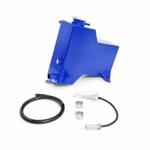 HSP Diesel | 2007.5-2010 Chevrolet / GMC Factory Replacement Coolant Tank Candy Blue | 427-HSP-CB