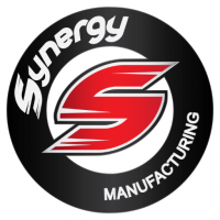 Synergy MFG - Synergy MFG | Dodge Ram HD Single Plane Tie Rod End Metal On Metal 1-14 LH Synergy MFG | 4160-L