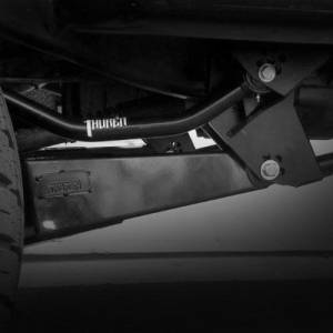 Steering And Suspension - Control Arms - Thuren Fabrication - THUREN FABRICATION | 03-13 DIESEL ALIEN LONG ARMS |TF-LA-0312