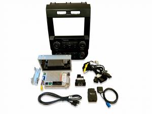 Interior - Interior Accessories - Dude's Diesel Performance - FORD | 2015-2020 F-150 | 2017-2020 FORD F-250/F-350/F-450/F-550 4-8 INCH SYNC 3 TOUCHSCREEN UPGRADE | F-BDLS3-17C3